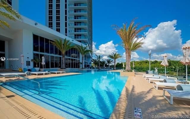 16385 Biscayne Blvd #2101, North Miami Beach, FL 33160 (MLS #A10825929) :: Berkshire Hathaway HomeServices EWM Realty