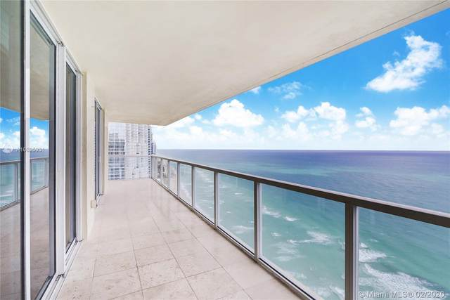 16699 Collins Ave #3803, Sunny Isles Beach, FL 33160 (MLS #A10825931) :: The Paiz Group