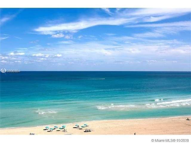 5701 Collins Ave #1008, Miami Beach, FL 33140 (MLS #A10826244) :: Ray De Leon with One Sotheby's International Realty