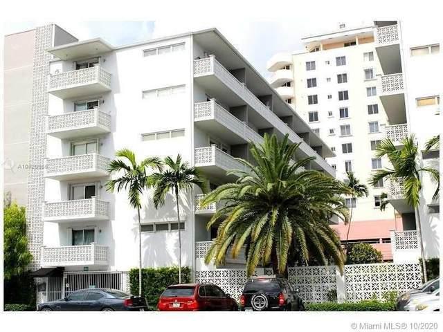 1614 West Ave #501, Miami Beach, FL 33139 (MLS #A10826665) :: Berkshire Hathaway HomeServices EWM Realty