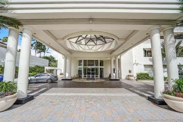 3000 Island Blvd #903, Aventura, FL 33160 (MLS #A10827639) :: United Realty Group