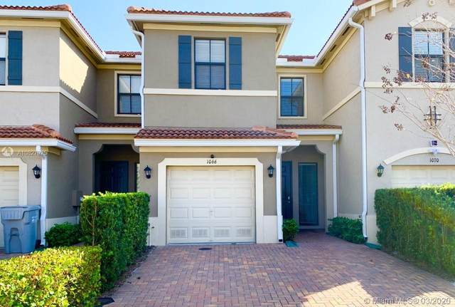 1066 NW 33rd Mnr #1066, Pompano Beach, FL 33064 (MLS #A10827925) :: THE BANNON GROUP at RE/MAX CONSULTANTS REALTY I