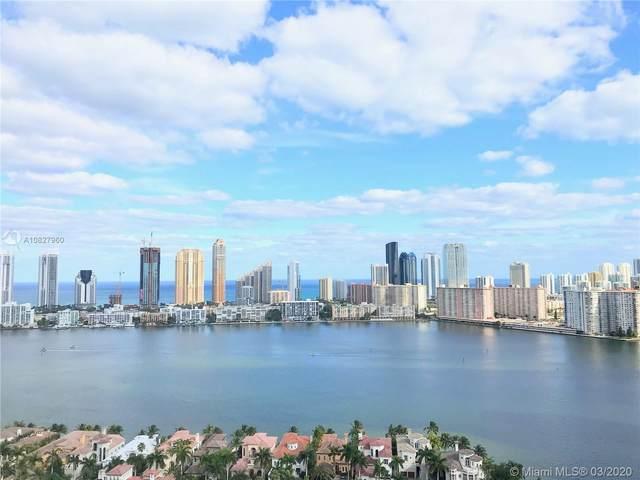 7000 Island Blvd #3002, Aventura, FL 33160 (MLS #A10827960) :: Castelli Real Estate Services