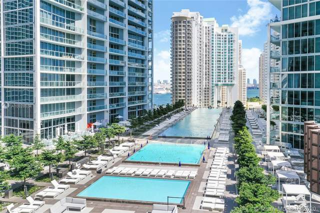 465 Brickell Ave Lph 5604, Miami, FL 33131 (MLS #A10828534) :: The Teri Arbogast Team at Keller Williams Partners SW