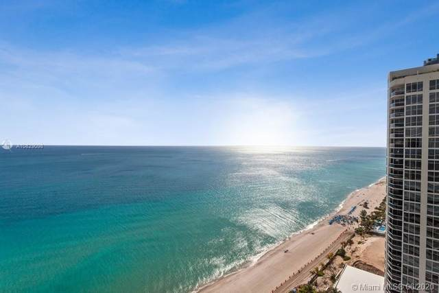 18975 Collins Ave #1704, Sunny Isles Beach, FL 33160 (MLS #A10829098) :: Patty Accorto Team