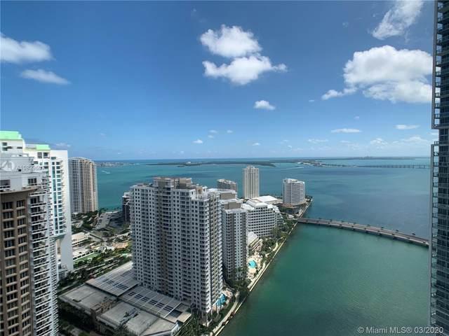 465 Brickell Ave #3903, Miami, FL 33131 (MLS #A10829607) :: The Teri Arbogast Team at Keller Williams Partners SW