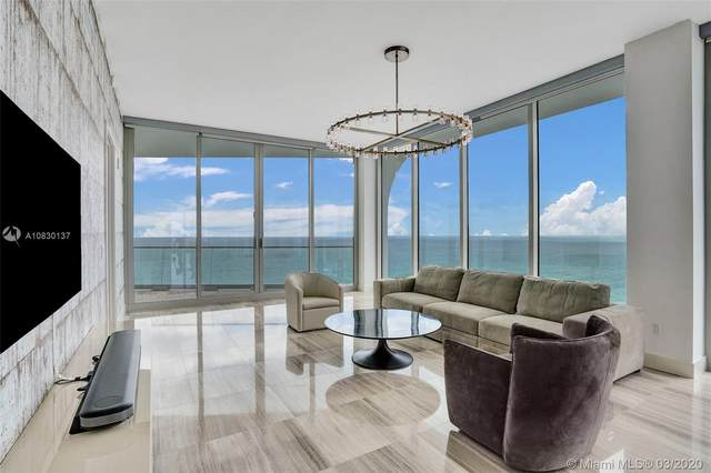 16901 Collins Ave #2501, Sunny Isles Beach, FL 33160 (MLS #A10830137) :: Green Realty Properties