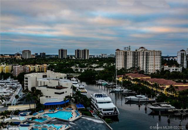 19707 Turnberry Way 15L, Aventura, FL 33180 (MLS #A10830156) :: Green Realty Properties