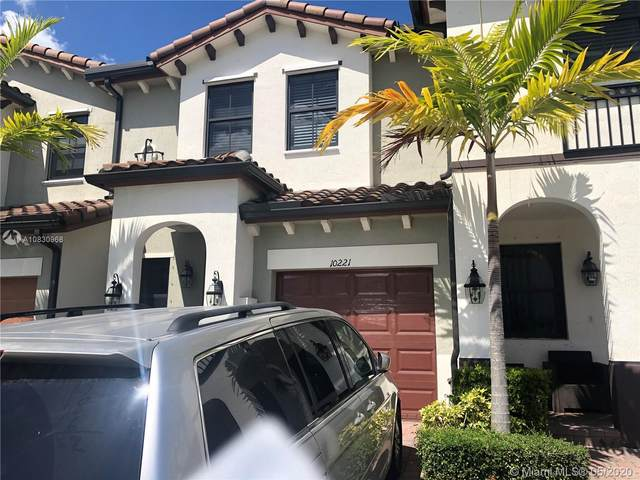 10221 NW 89th Ter #10221, Doral, FL 33178 (MLS #A10830968) :: Prestige Realty Group