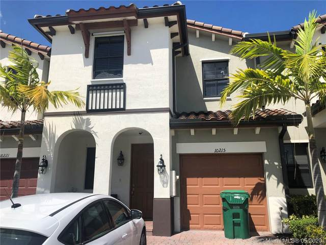 10215 NW 89th Ter #10215, Doral, FL 33178 (MLS #A10830977) :: Prestige Realty Group