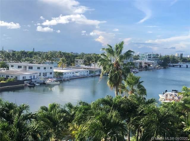8100 Byron Ave #508, Miami Beach, FL 33141 (#A10830997) :: Posh Properties