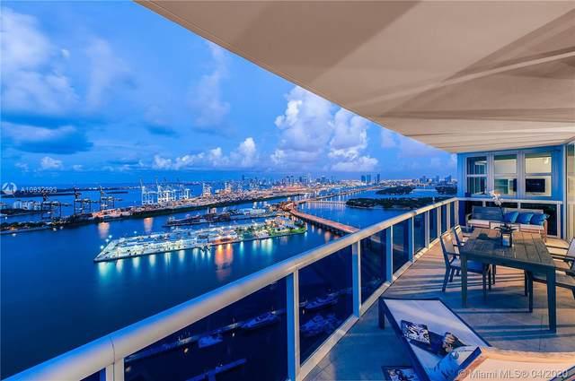 400 Alton Rd Lph3, Miami Beach, FL 33139 (MLS #A10832293) :: Castelli Real Estate Services