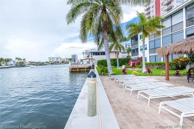 3177 S Ocean Dr #203, Hallandale Beach, FL 33009 (MLS #A10832644) :: ONE | Sotheby's International Realty
