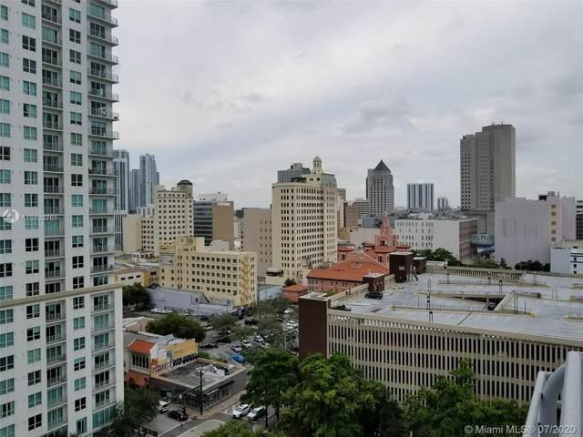 234 NE 3rd St #1407, Miami, FL 33132 (MLS #A10832701) :: Berkshire Hathaway HomeServices EWM Realty