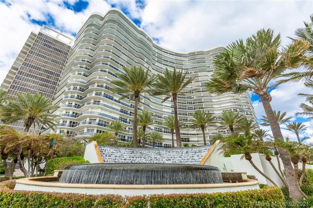 9601 Collins Ave #1108, Bal Harbour, FL 33154 (MLS #A10833467) :: Search Broward Real Estate Team