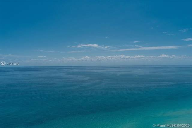 15901 Collins Ave #3507, Sunny Isles Beach, FL 33160 (MLS #A10833600) :: Compass FL LLC