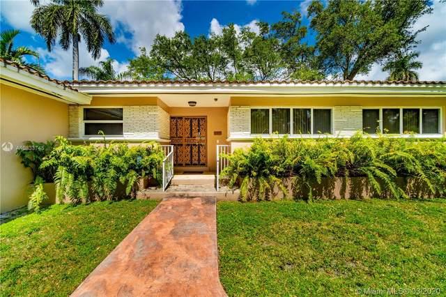 1531 Garcia Ave, Coral Gables, FL 33146 (MLS #A10833745) :: Albert Garcia Team