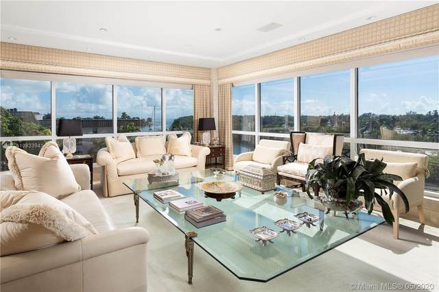 10 Edgewater Dr 4A, Coral Gables, FL 33133 (MLS #A10833941) :: Berkshire Hathaway HomeServices EWM Realty