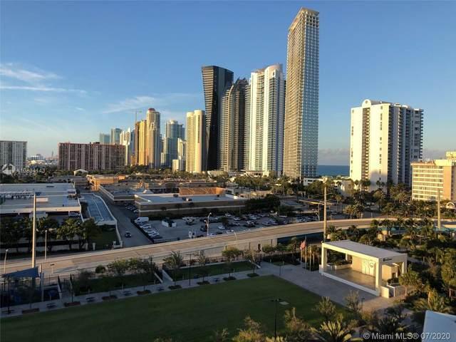 250 Sunny Isles Blvd #602, Sunny Isles Beach, FL 33160 (MLS #A10834143) :: Patty Accorto Team