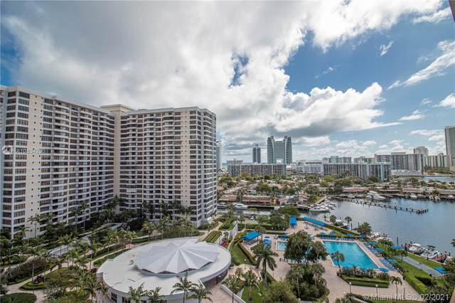 500 Three Islands Blvd #1006, Hallandale Beach, FL 33009 (MLS #A10834250) :: The Riley Smith Group
