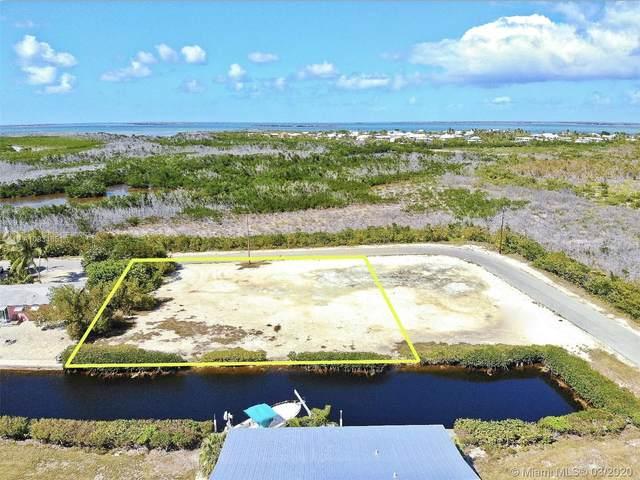 BLK 12 Lot3 Egret, Big Pine, FL 33043 (MLS #A10834651) :: Carole Smith Real Estate Team