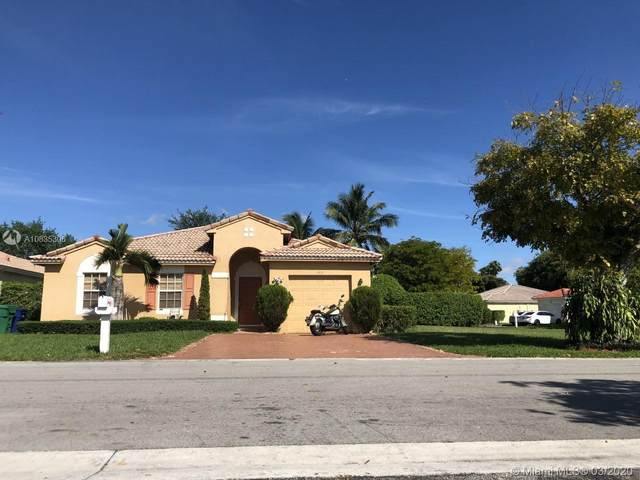 1831 SW 119th Ter, Miramar, FL 33025 (MLS #A10835306) :: The Teri Arbogast Team at Keller Williams Partners SW