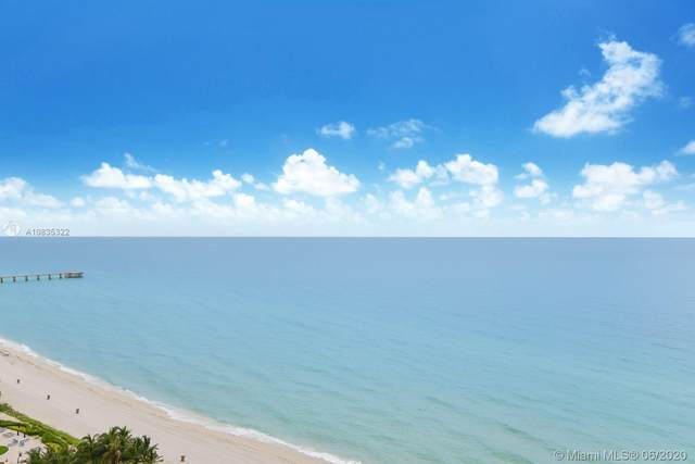 16001 Collins Ave #1503, Sunny Isles Beach, FL 33160 (MLS #A10835322) :: The Riley Smith Group