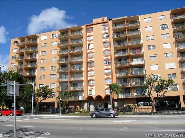 1465 NE 123rd St #306, North Miami, FL 33161 (MLS #A10835423) :: Patty Accorto Team