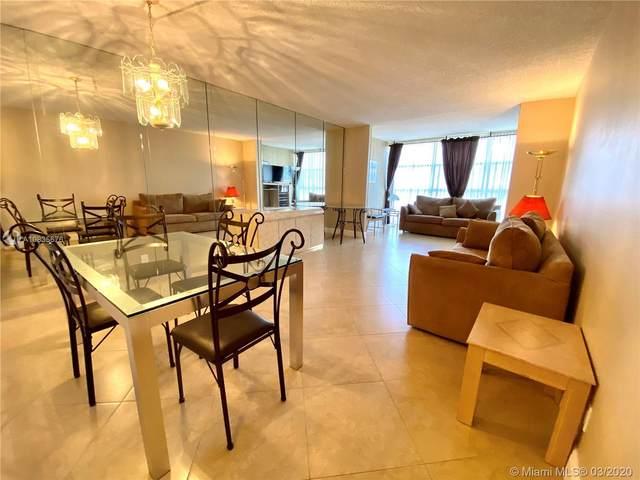 851 Three Islands Blvd #515, Hallandale Beach, FL 33009 (MLS #A10835676) :: Berkshire Hathaway HomeServices EWM Realty