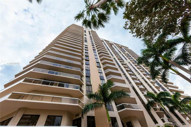 20185 E Country Club Dr #409, Aventura, FL 33180 (MLS #A10835913) :: The Pearl Realty Group