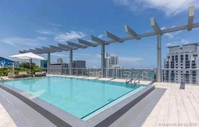 1100 S Miami Ave #1608, Miami, FL 33130 (MLS #A10836108) :: Berkshire Hathaway HomeServices EWM Realty
