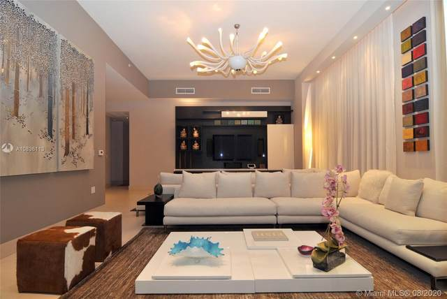 900 Brickell Key Blvd #2804, Miami, FL 33131 (MLS #A10836113) :: Berkshire Hathaway HomeServices EWM Realty