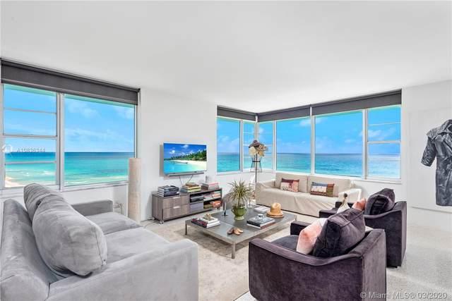 5255 Collins Ave 12E, Miami Beach, FL 33140 (MLS #A10836344) :: Castelli Real Estate Services