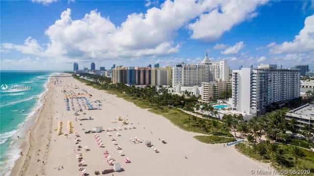 1621 Collins Ave Ph1004, Miami Beach, FL 33139 (MLS #A10836443) :: Prestige Realty Group