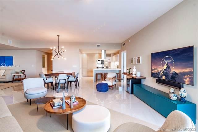 17111 Biscayne Blvd #708, North Miami Beach, FL 33160 (MLS #A10836619) :: Green Realty Properties