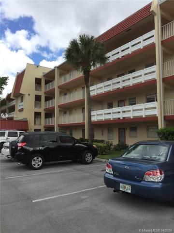 1015 Country Club Dr #409, Margate, FL 33063 (MLS #A10837250) :: Berkshire Hathaway HomeServices EWM Realty