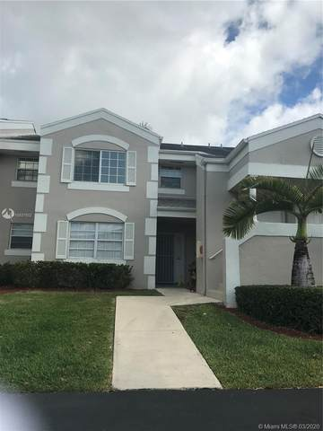 2607 SE 21st Ct 104-A, Homestead, FL 33035 (MLS #A10837502) :: Ray De Leon with One Sotheby's International Realty