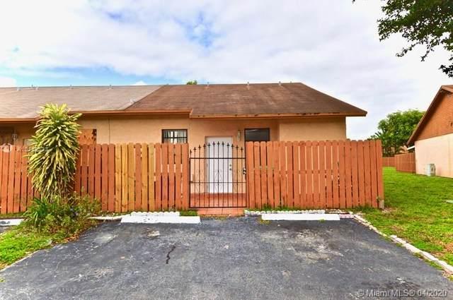 6743 NW 192nd Ln, Hialeah, FL 33015 (MLS #A10838533) :: Lucido Global