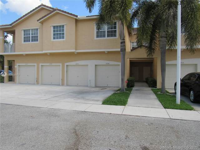 2898 Crestwood Ter, Margate, FL 33063 (MLS #A10838978) :: THE BANNON GROUP at RE/MAX CONSULTANTS REALTY I