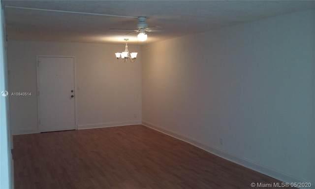 701 Three Islands Blvd #107, Hallandale Beach, FL 33009 (MLS #A10840514) :: Berkshire Hathaway HomeServices EWM Realty