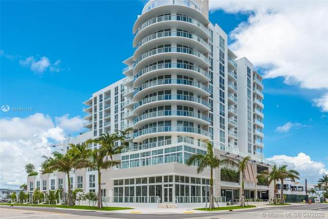401 N Birch Rd #603, Fort Lauderdale, FL 33304 (MLS #A10841112) :: The Howland Group