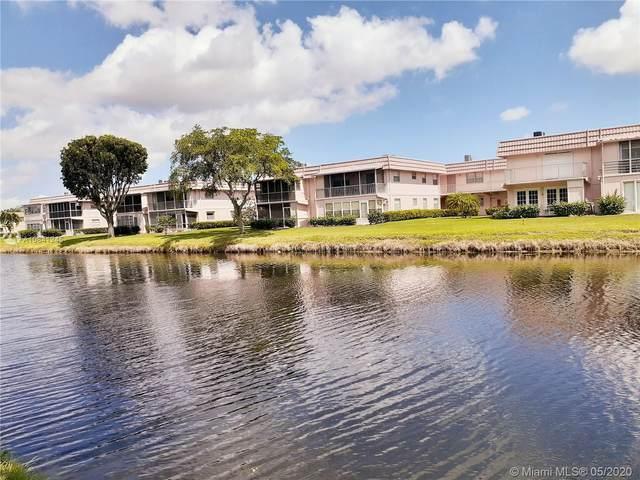 404 Saxony I #404, Delray Beach, FL 33446 (MLS #A10841245) :: GK Realty Group LLC