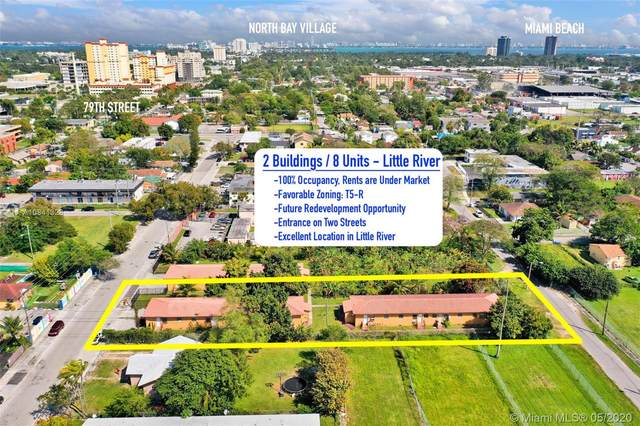 111 NW 76th St, Miami, FL 33150 (MLS #A10841328) :: The Teri Arbogast Team at Keller Williams Partners SW