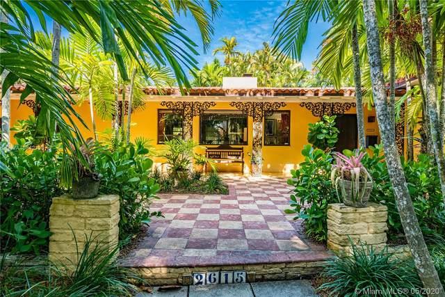 2615 Columbus Blvd, Coral Gables, FL 33134 (MLS #A10842126) :: Dalton Wade Real Estate Group