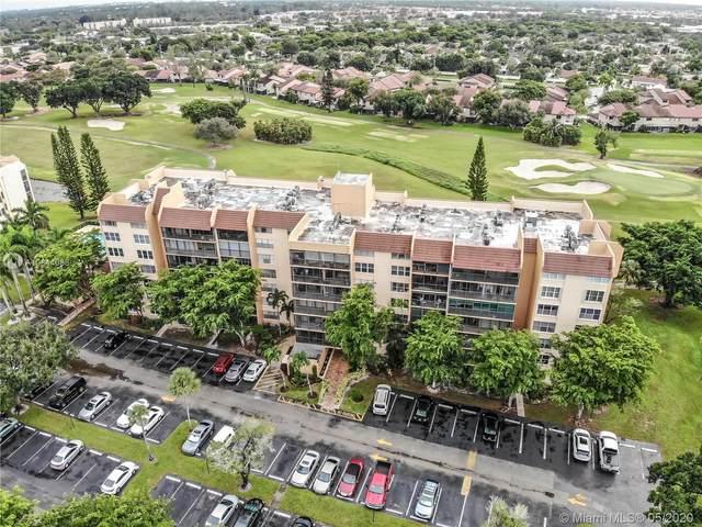3771 Environ Blvd #550, Lauderhill, FL 33319 (MLS #A10844088) :: Berkshire Hathaway HomeServices EWM Realty