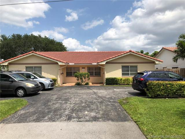 3651 NW 110th Ave, Coral Springs, FL 33065 (MLS #A10844337) :: The Paiz Group