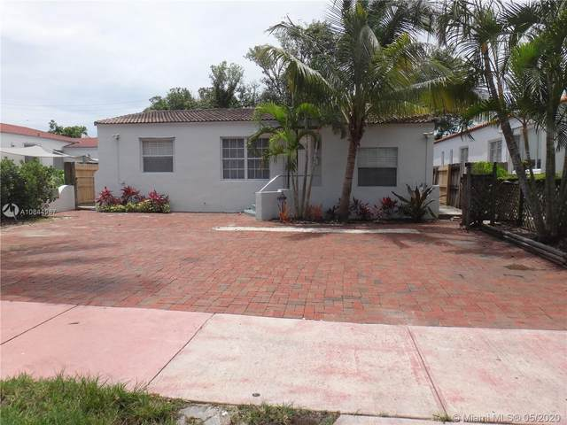 1800 71st St, Miami Beach, FL 33141 (MLS #A10844967) :: The Teri Arbogast Team at Keller Williams Partners SW