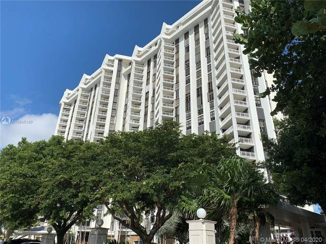 4000 Towerside Ter #1104, Miami, FL 33138 (MLS #A10845180) :: Grove Properties