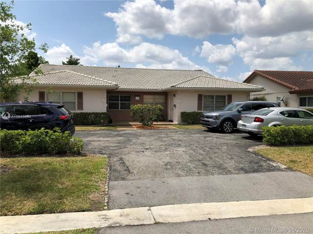 3700 NW 110th Ave, Coral Springs, FL 33065 (MLS #A10845634) :: The Paiz Group