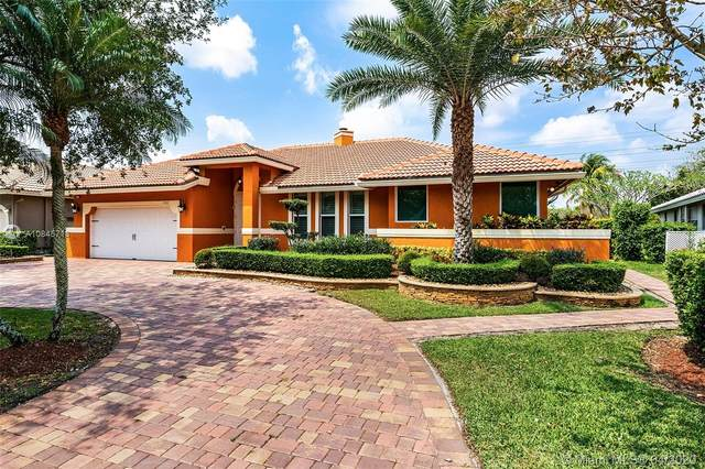 4384 NW 67th Way, Coral Springs, FL 33067 (MLS #A10845718) :: GK Realty Group LLC